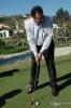 Мини-турнир по гольфу