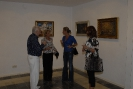 Выставка художника Никоса Сафронова